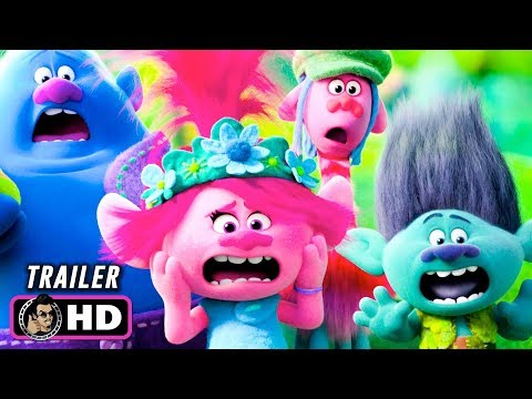 TROLLS: WORLD TOUR Trailer (2020)