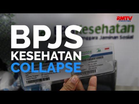 BPJS Kesehatan Collapse
