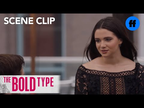 The Bold Type | Season 1, Episode 7: Jane Ends Things With Pinstripe | Freeform