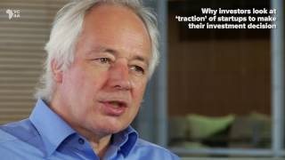 Why investors look at traction to make their investment decision