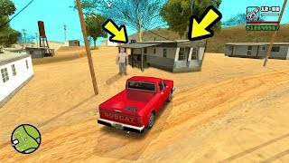 Я нашёл дом Тревора в GTA San Andreas!!😱