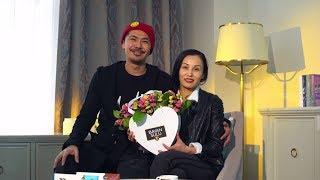 Love Story: Нургиса Альмурат и Асем Копбаева