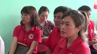 Khánh thành và bàn giao nhà làm việc, tặng xe cứu thương cho điểm chốt cứu hộ CTĐ xã Tiêu Sơn
