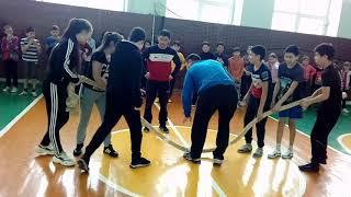 Озёрная средняя школа Костанайский район веселые старты