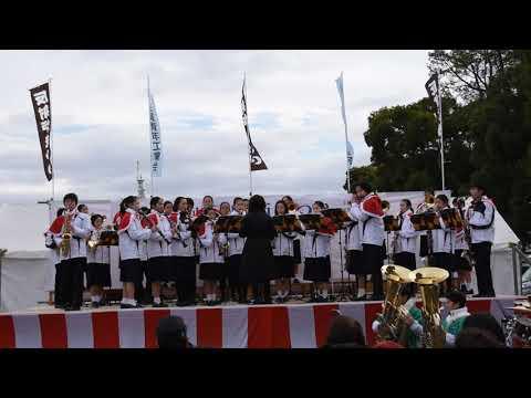 佐賀市立・昭栄中学校管弦楽部の演奏 (ルパン三世のテーマ)
