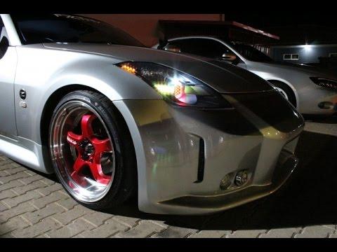 Nissan 350z Motordyne Shockwave TDX V2 Exhaust, Berk