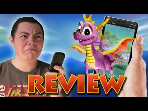 Spyro the Dragon Mobile Games Review – Square Eyed Jak