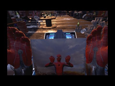 Spider-Man: Homecoming (Virtual Reality Experience Trailer)