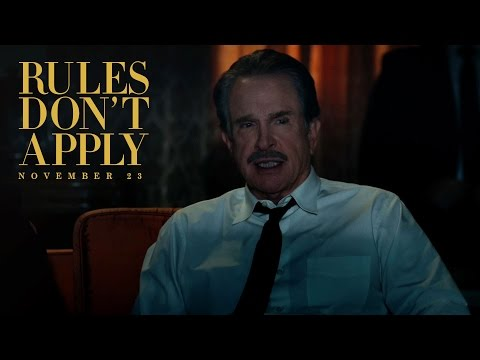 Rules Don't Apply (TV Spot 'Billionaire, Not Millionaire')