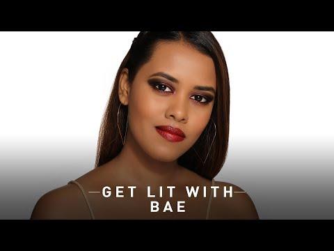 Multitasking with LIT Matte Lipliner in Bae | Makeup Tips & Tricks | MyGlamm