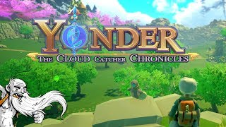 """Yonder Gameplay - """"A CUTESY WOOTSY FARMING GAME!!!""""  - Let"""