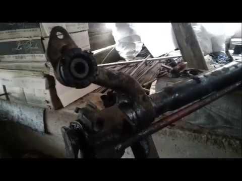 Ремонт задней балки Пежо 206