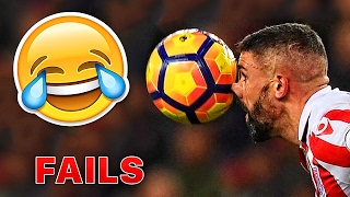 FUNNY FOOTBALL FAILS & MISTAKES ● VINES