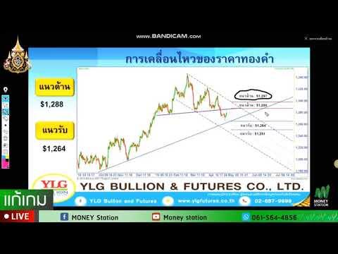 รายการ Gold Outlook by YLG 26-04-62