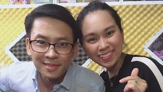 Hồng Phượng chọc ghẹo Huỳnh Thật khi quay hình | Cặp Đôi Vui Vẻ 2019