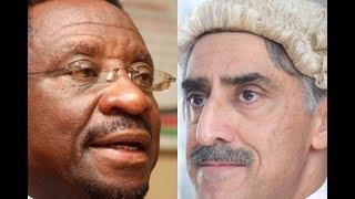 Orengo takes on Queen's counsel - VIDEO