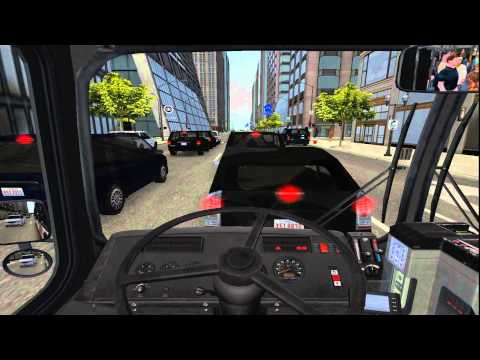 Download Omsi 2 The Bus Simulator Chicago Downtown First Look Hd