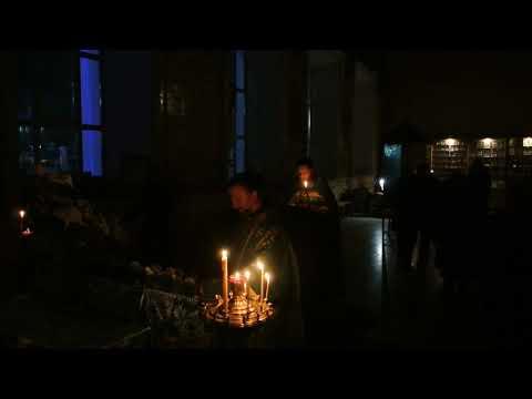 Вечер молитвы читать