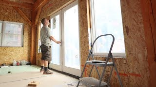 INSTALLING FRENCH DOORS (Does This Qualify as Hazing?)