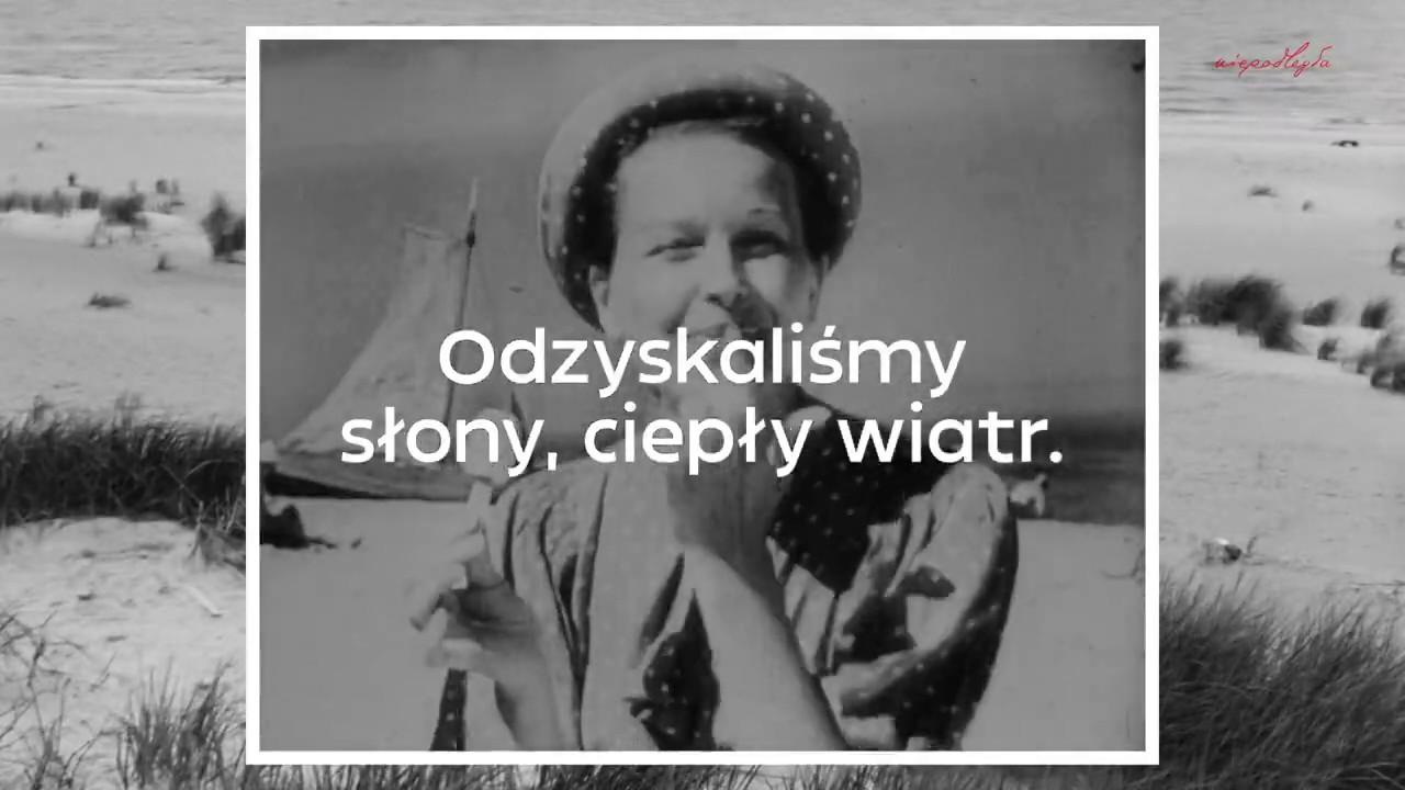 Setna rocznica zaślubin Polski z morzem. Zobacz specjalny spot upamiętniający to wydarzenie