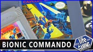 Bionic Commando :: Series Showcase