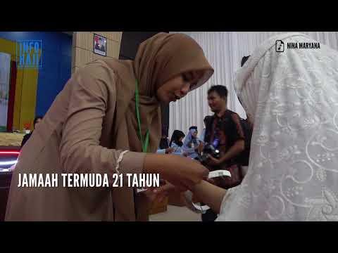 Informasi Haji Kloter 08 Embarkasi Aceh Tahun 2018