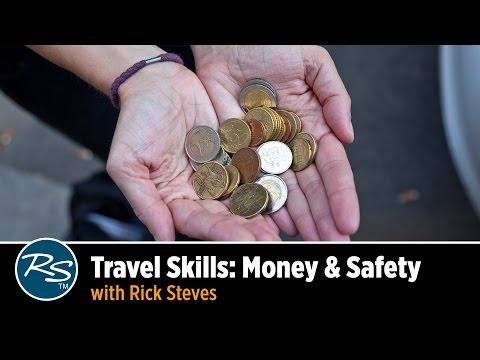 European Travel Skills: Money & Safety