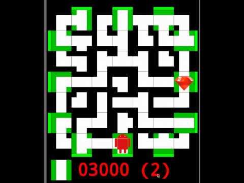 Video of Shifting labyrinth