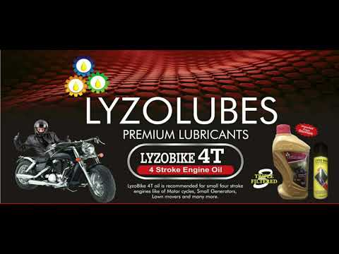 4T Motorcycle Engine Oil