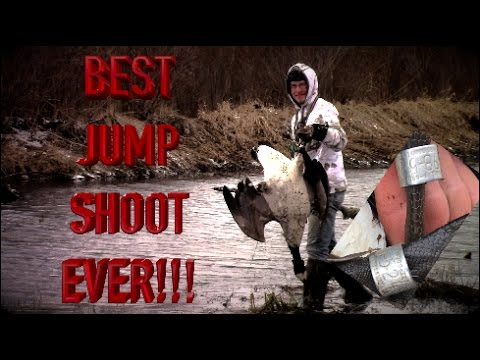 best-goose-jump-shoot-ever