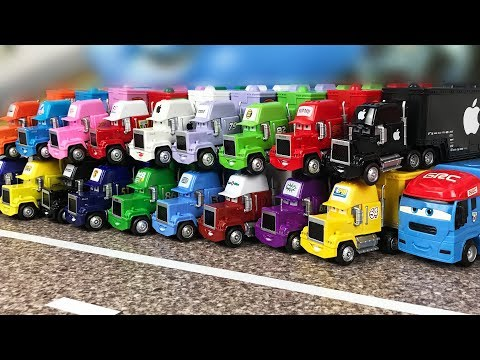 New My Collection Mack Truck CARS