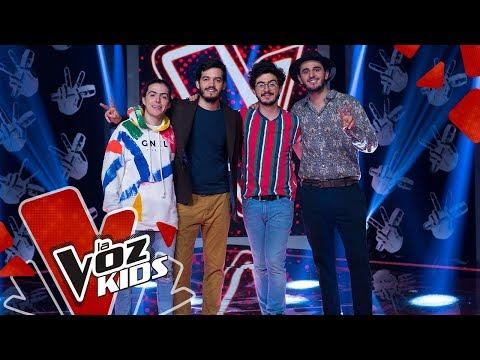 Morat revela los artistas nacionales que los inspiran | La Voz Kids Colombia 2019