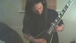 Children Of Bodom - Hellion (Solo)