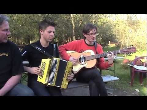 La Paloma ⑥ Dwayne & Geert Verheyden at Bernd Niehenke's
