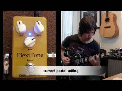 CARL MARTIN Single PlexiTone Kytarový efekt