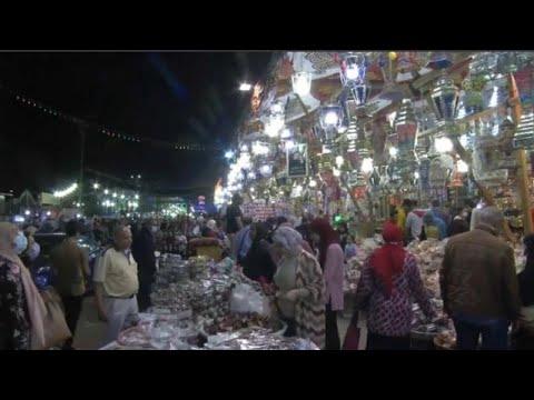 Egypte : deuxième ramadan en temps de pandémie de Covid-19 Egypte : deuxième ramadan en temps de pandémie de Covid-19