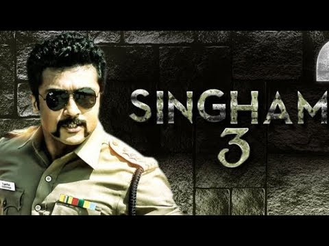 Suriya S3 Singham 3 2017 Hindi Dubbed  Surya, Anushka Shetty, Shruti Haasan