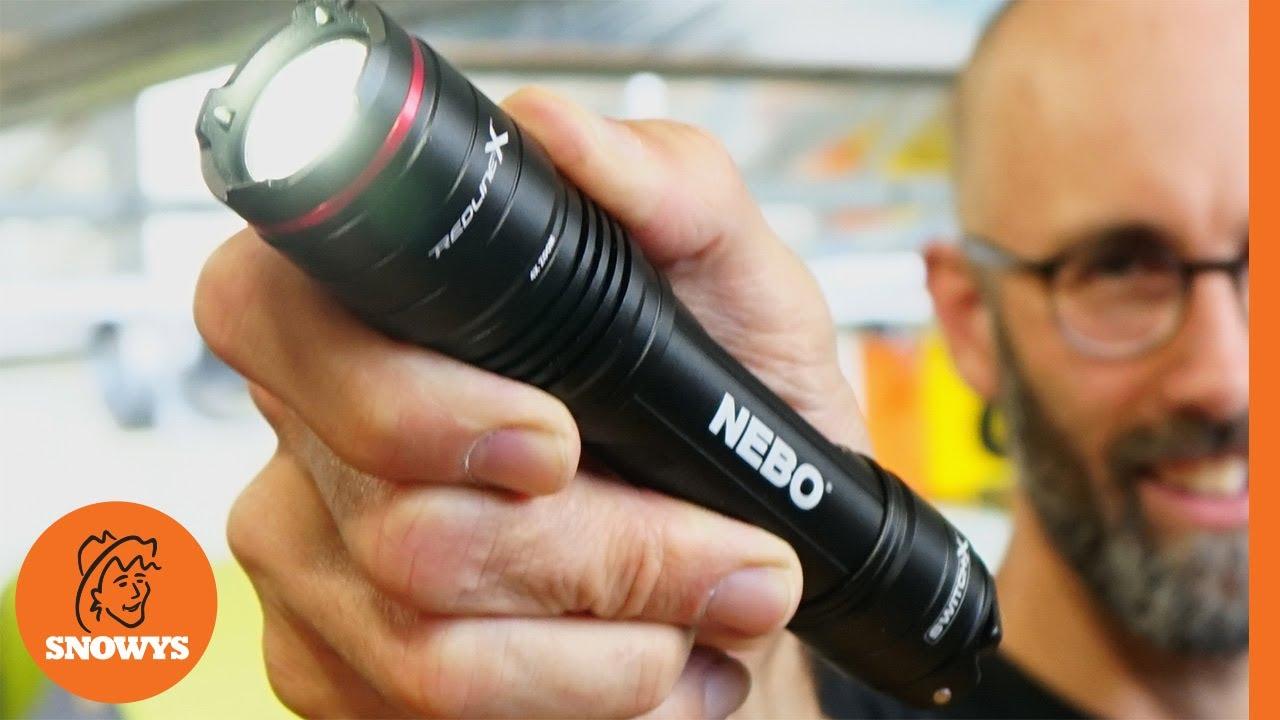 Redline X Rechargeable Flashlight