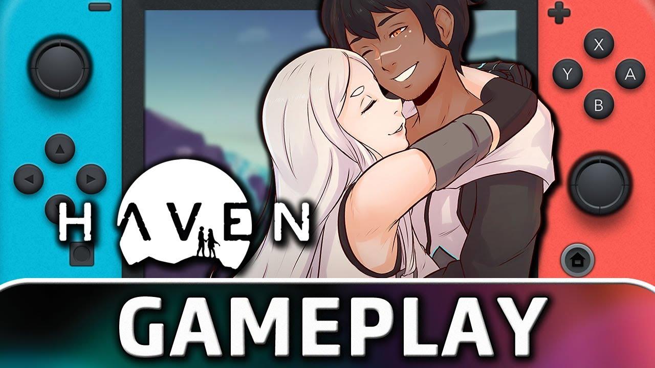 Haven | Nintendo Switch Gameplay