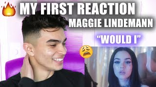 "Maggie Lindemann  ""Would I"" Official Music Video Reaction"