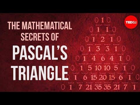 משולש פסקל: אוצר מרתק של מידע מתמטי