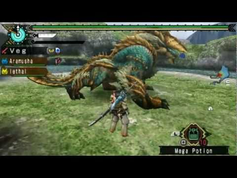 monster hunter portable 3rd psp multiplayer