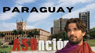 preview picture of video 'ASUNCION PARAGUAY'