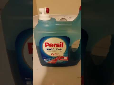 Persil Detergent Review