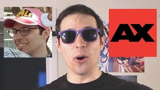 MY TIME AT ANIME EXPO! #AnimeExposed