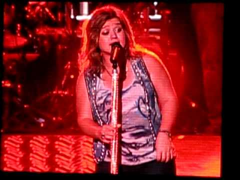 """Kelly Clarkson: """"If"""" - Janet Jackson Cover"""