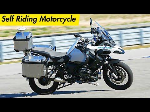 BMW Self Riding Motorcycle – BMW Autonomous Driving Bike / BMW Self Riding Bike | BMW R 1200 GS