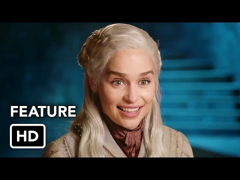 """Game of Thrones Series Finale """"Thank You Fans"""" Featurette (HD)"""