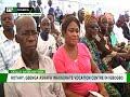 Rotary Gbenga Ashafa inaugurate Vocation Centre in Igbogbo