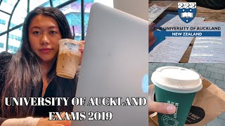 Finals SZN at University of Auckland *i cried*